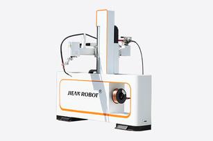 四轴自动焊接机
