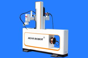 五轴自动焊接机