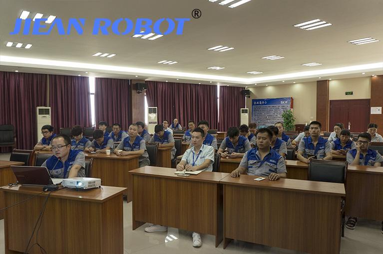 【JIEAN ROBOT】7月~安全生产,知识培训