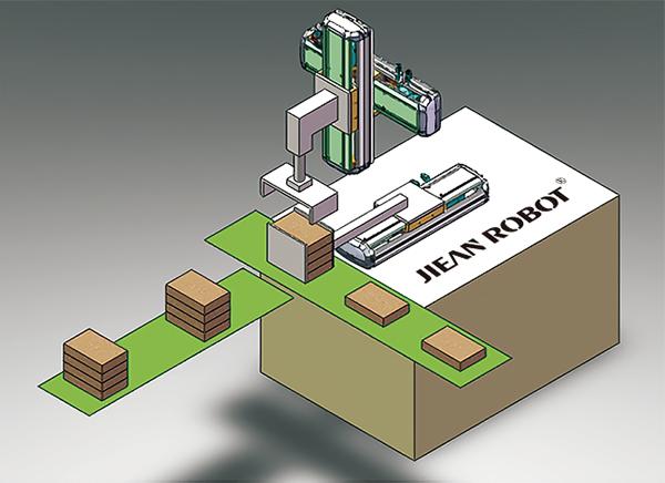 生产线搬运装置