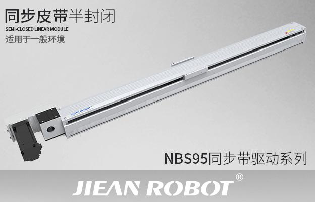 NBS95系列,同步皮带型