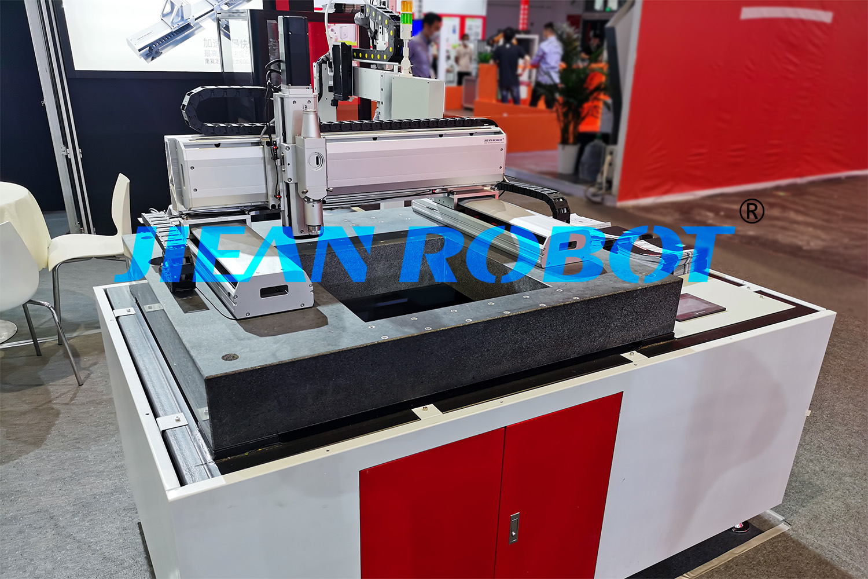 【JIEAN ROBOT】2020慕尼黑上海电子生产设备展